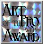 ArtPro Of The Web Award